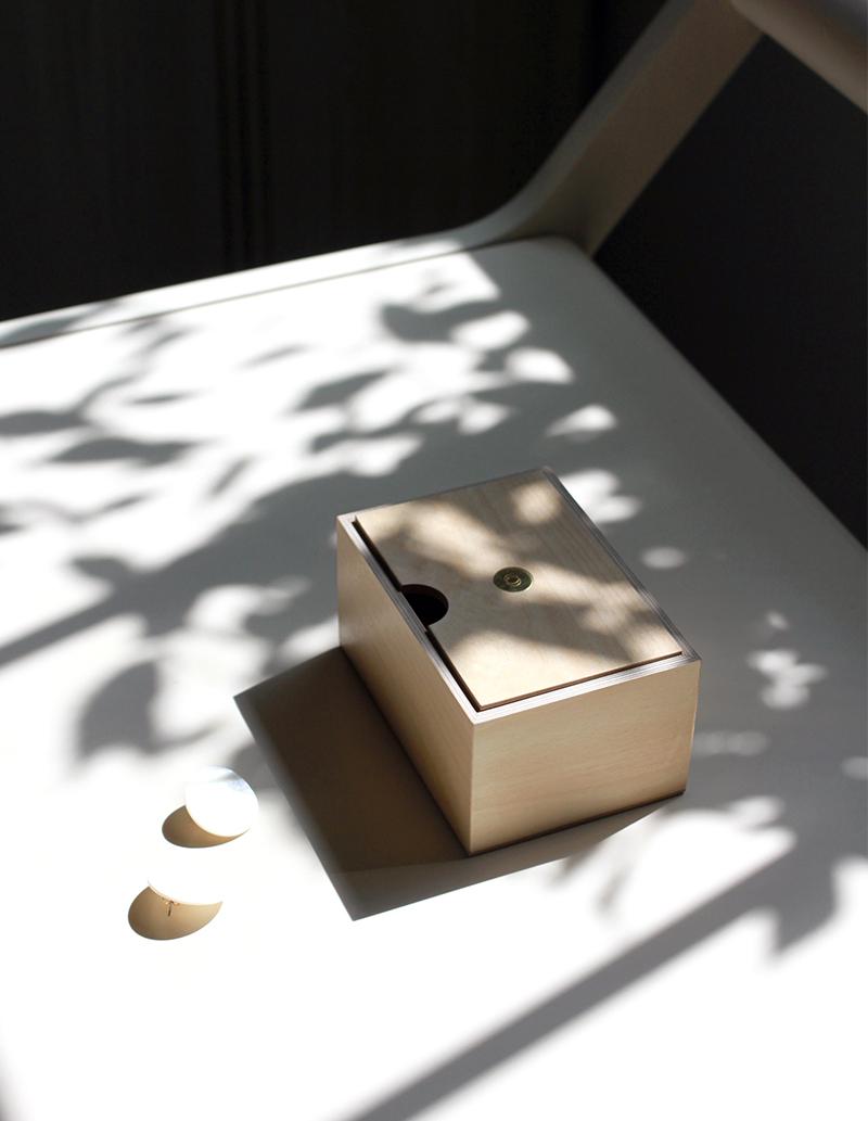 Bepart Studio jewelry box