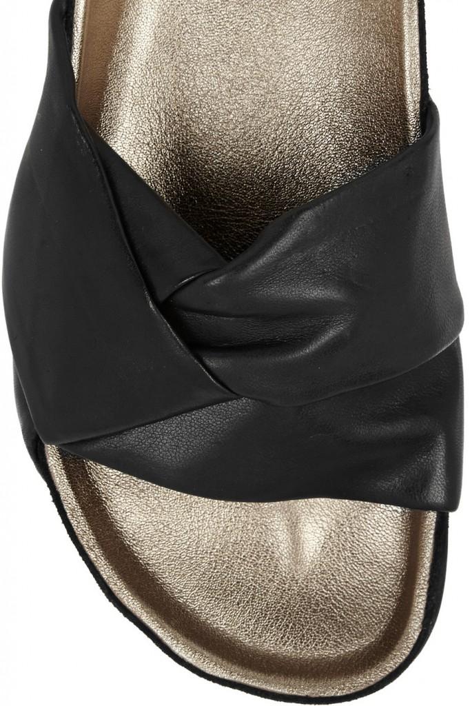 Current Obsession / Isabel Marant Boop Slide Sandal