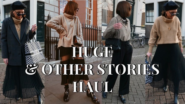 HUGE & OTHER STORIES HAUL