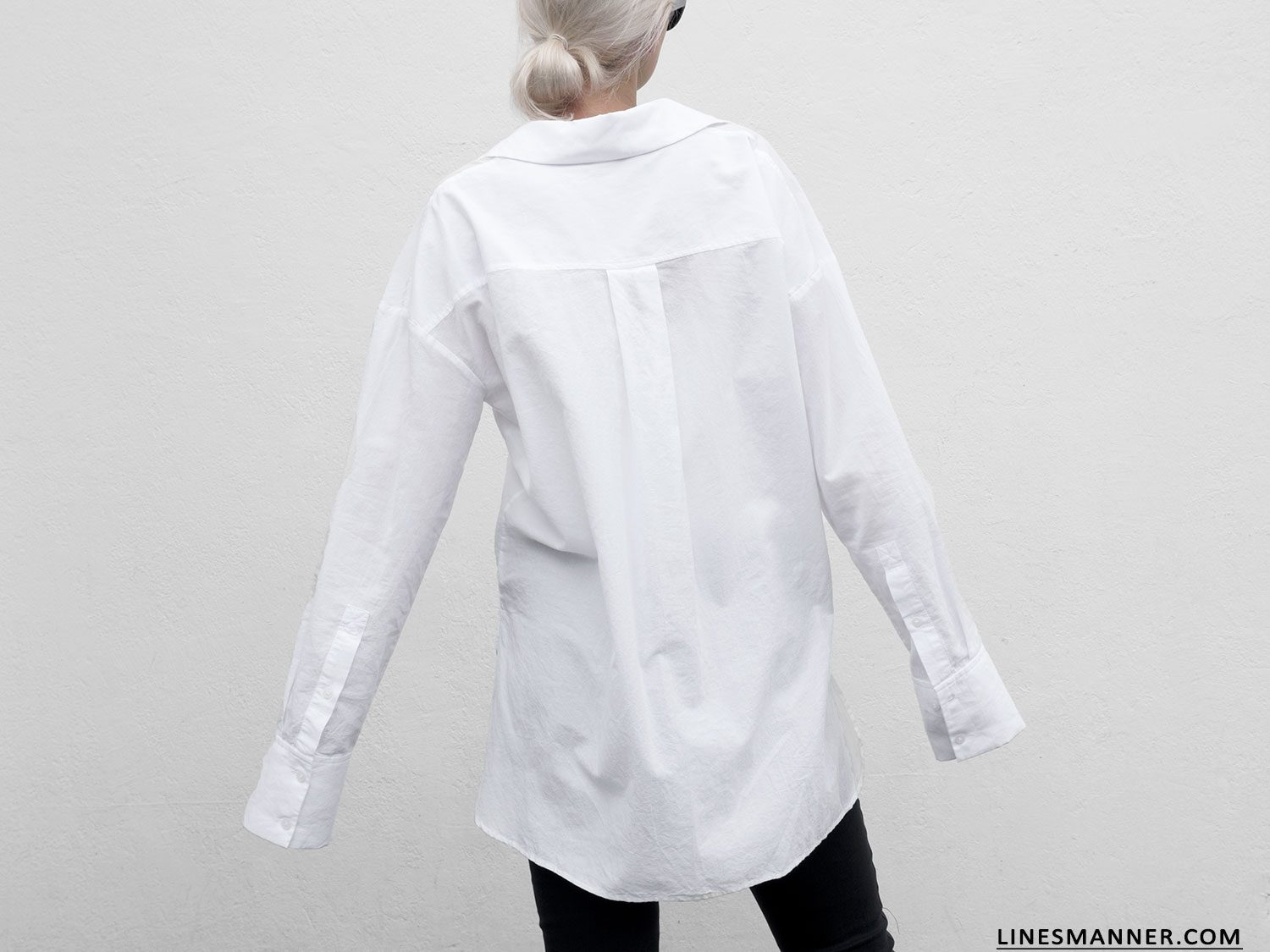 The White Shirt by COS