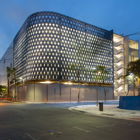 Perforated Metal Facades Archives Minimal Blogs