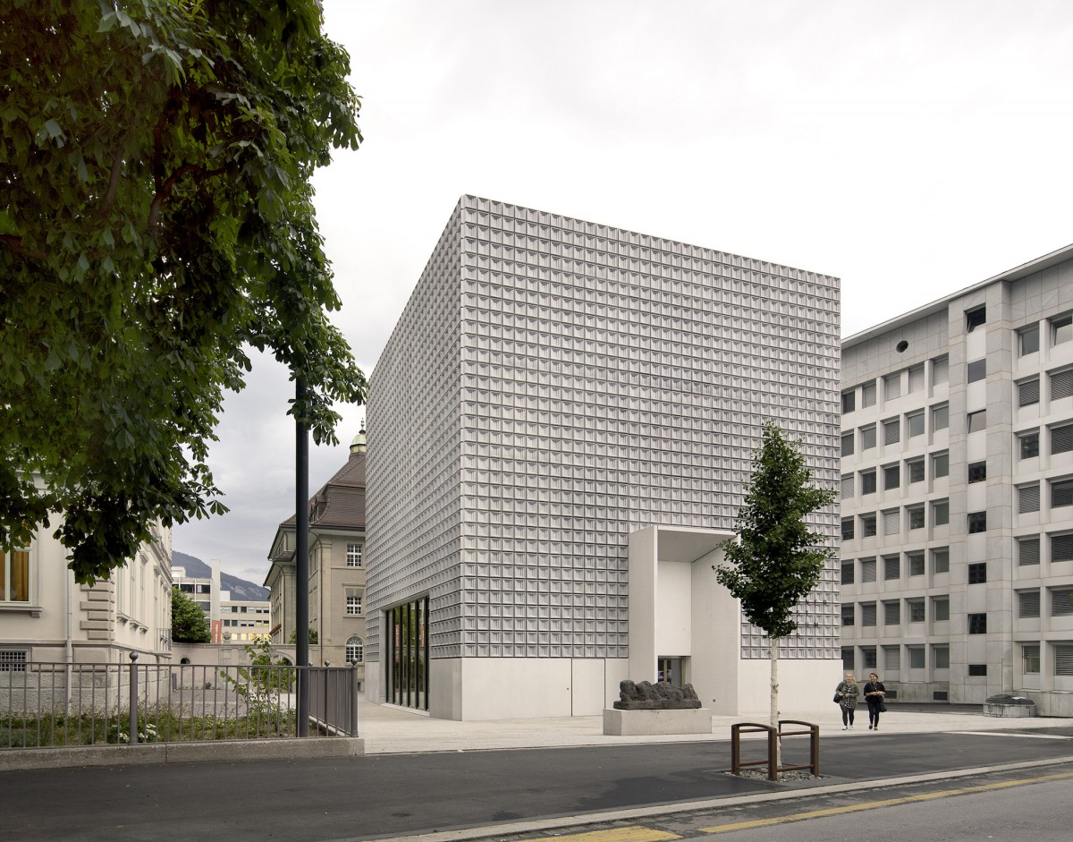 The Bündner Kunstmuseum By Barozzi Veiga