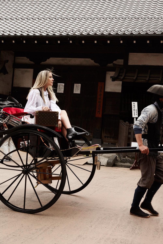 Louis Vuitton In Tokyo