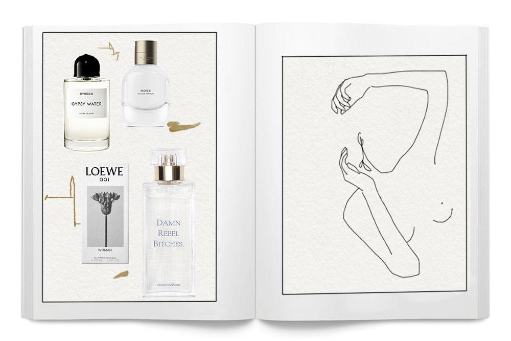 Parfum pour femmes