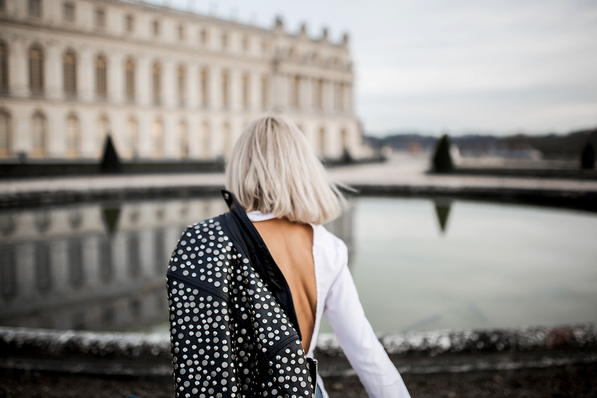 Rock n Roll Decadence at the Palace of Versailles