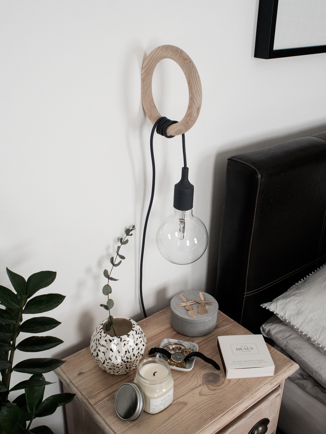 A Bedside Lamp With A Difference