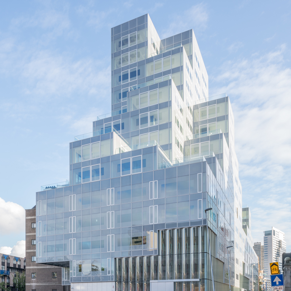 17 of the architecture projects helping to transform for Architecture rotterdam