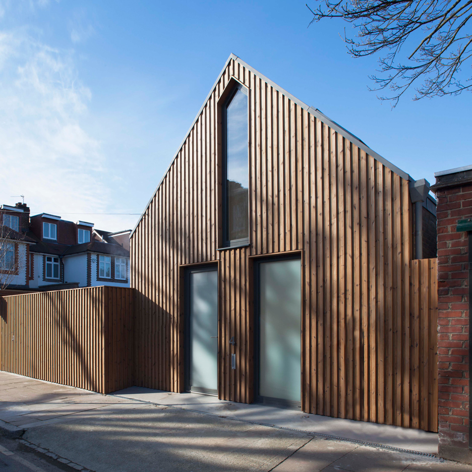 Timber Clad: Giles Pike Architects Completes Timber-clad House For A