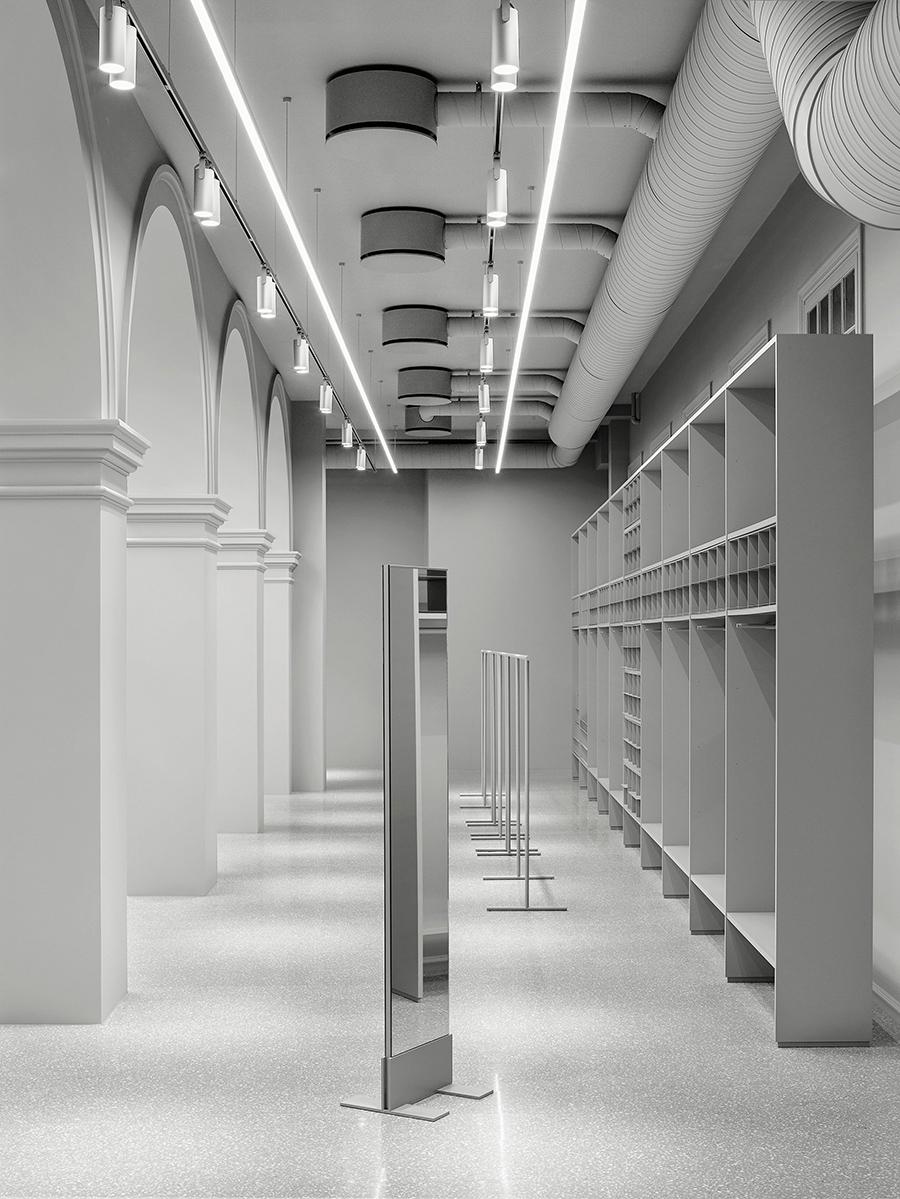 H&M's newest retail store, Arket, opens in Copenhagen with a stunning interior
