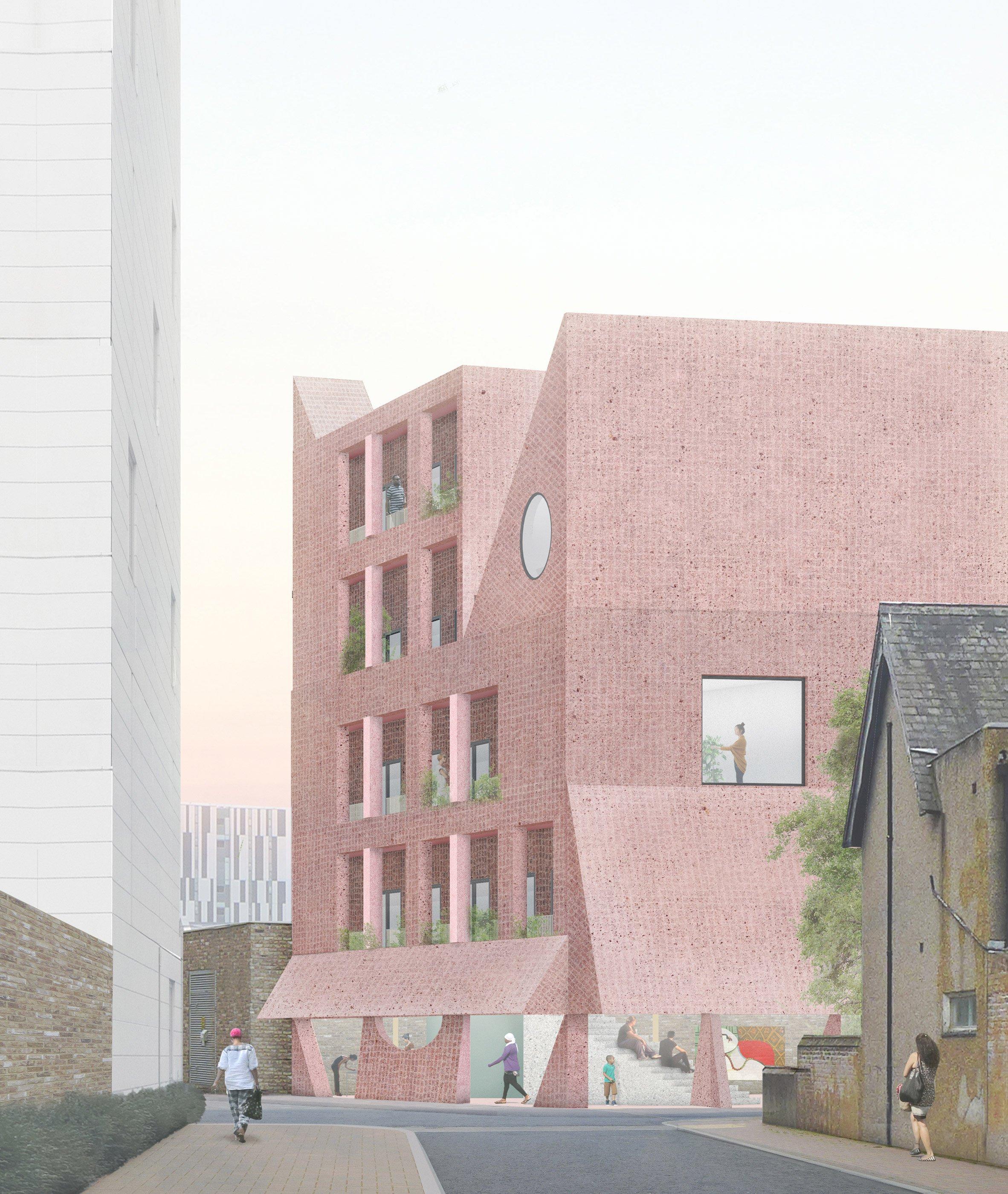 Bricks archives minimal blogs for Minimal house artists