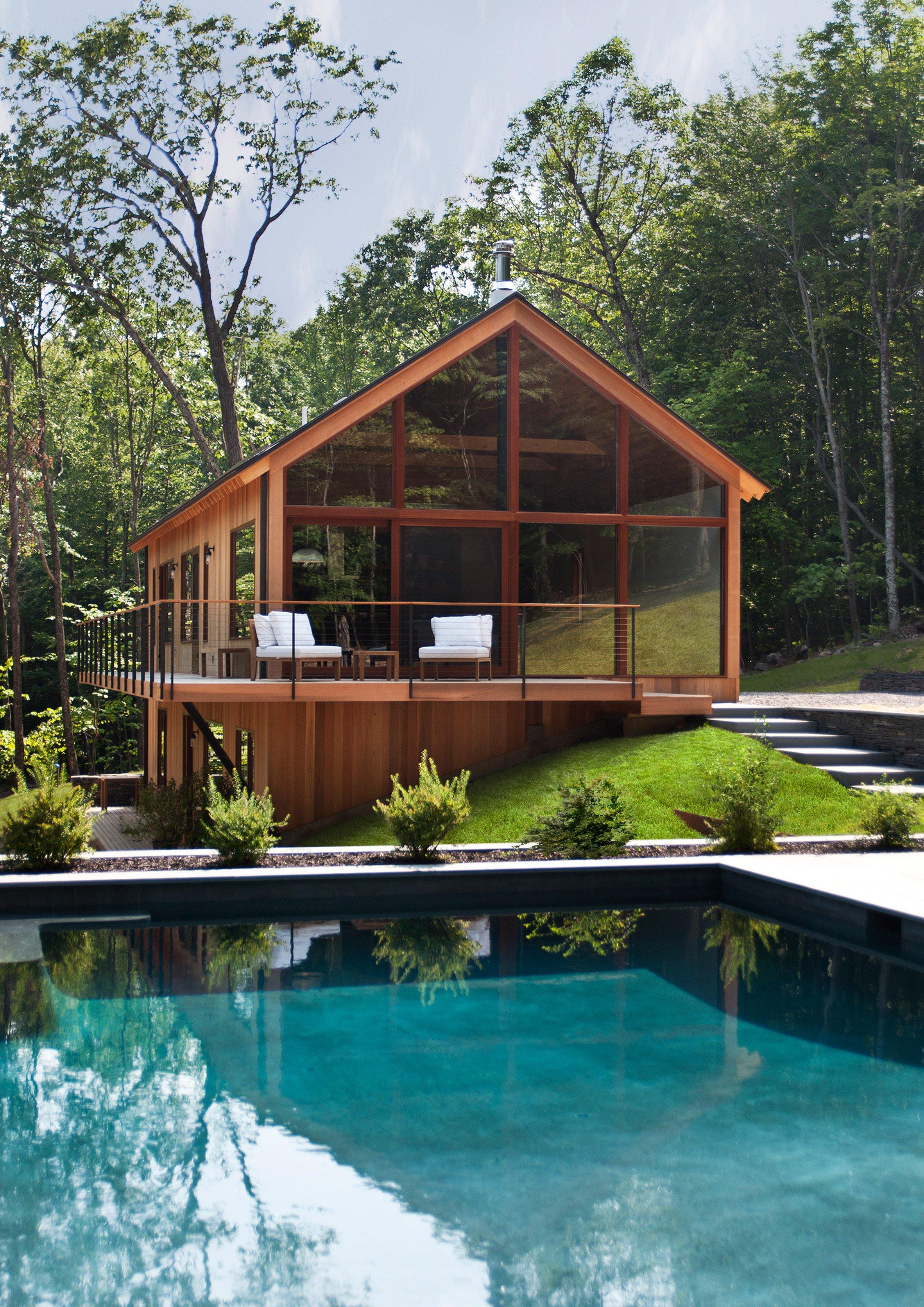 new york hytte