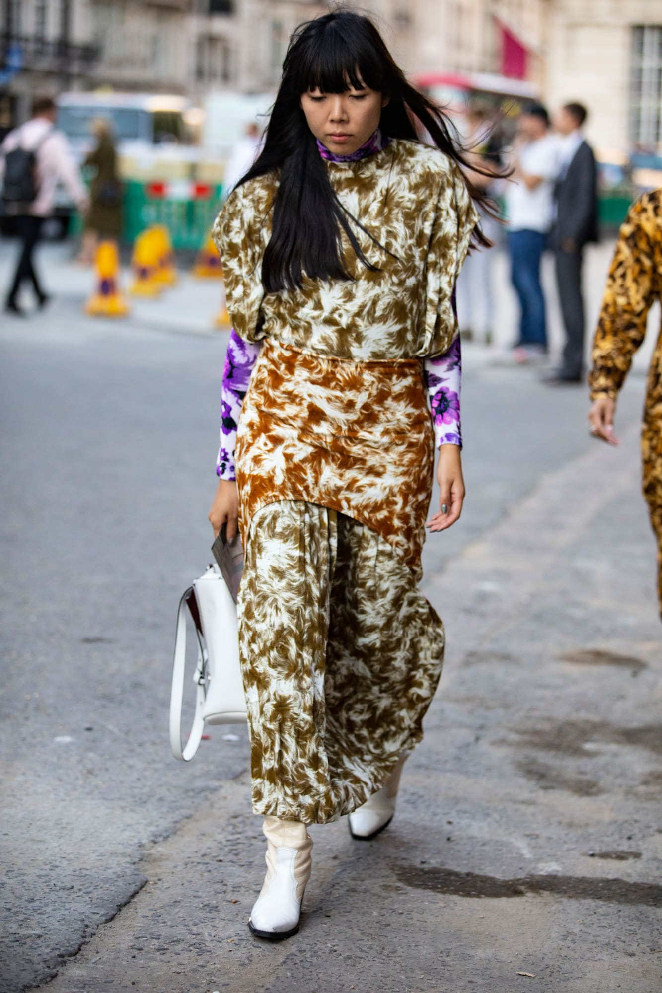 Best Street Style Looks of LFW Spring 2019
