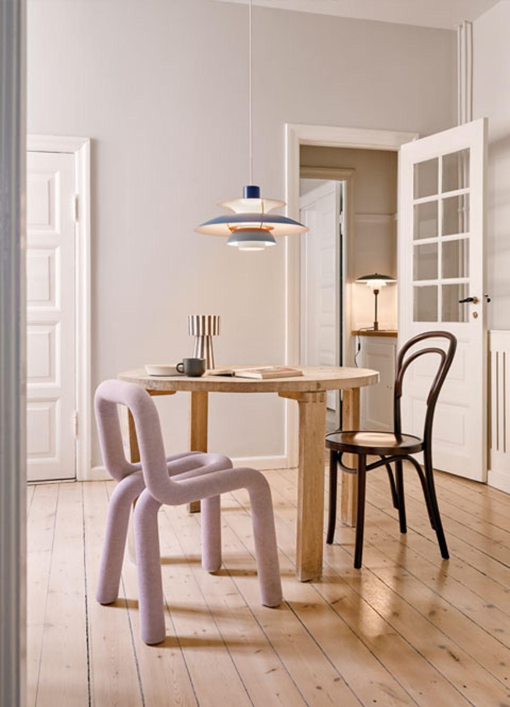 Louis Poulsen's PH5 lamp