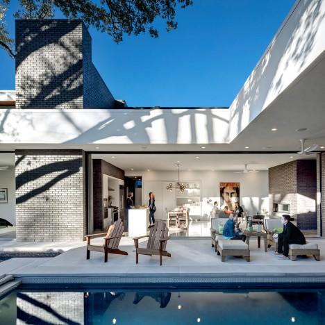 Five of the best Texan houses on Dezeen