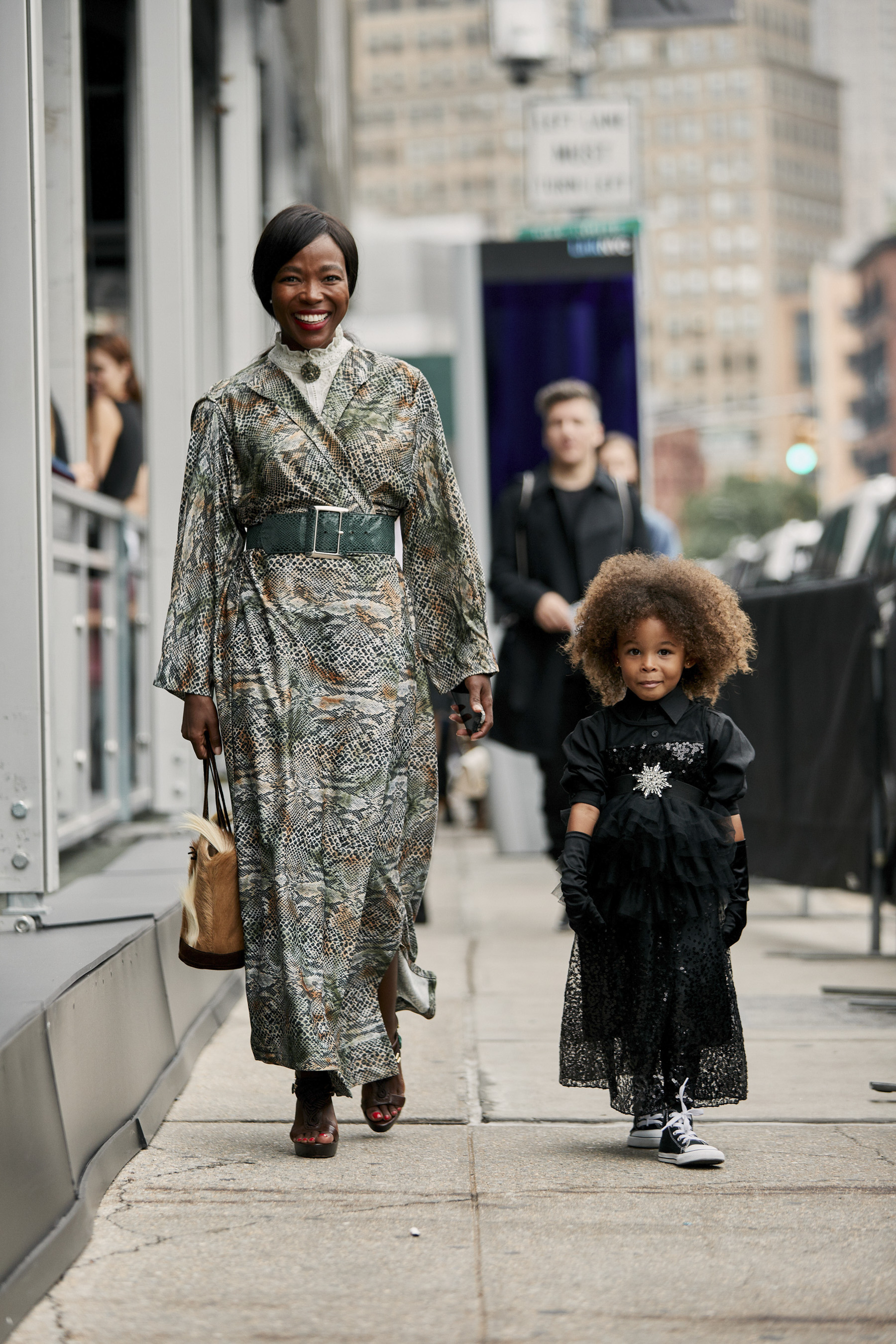 Best Street Style Looks of NYFW Spring 2019