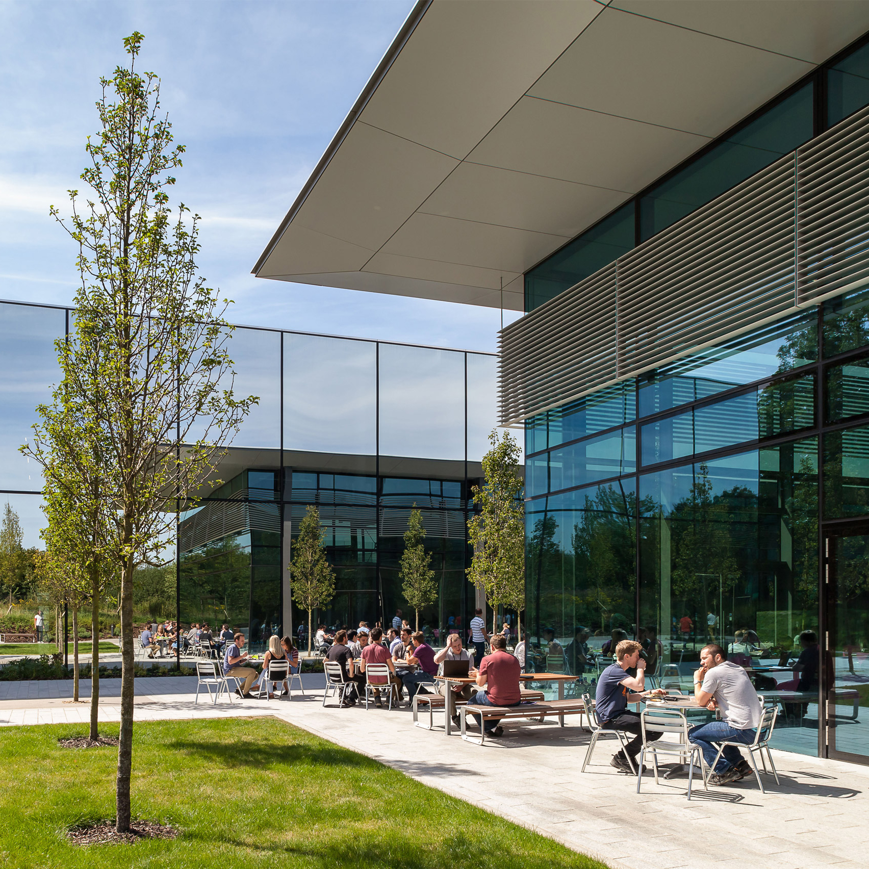 "Dyson to open second UK campus as ""a global hub for our research and development"""
