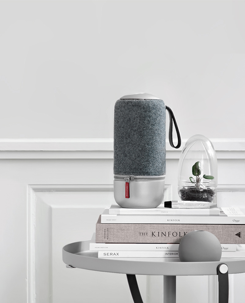 libratone zipp copenhagen mini luxurious sound minimal. Black Bedroom Furniture Sets. Home Design Ideas
