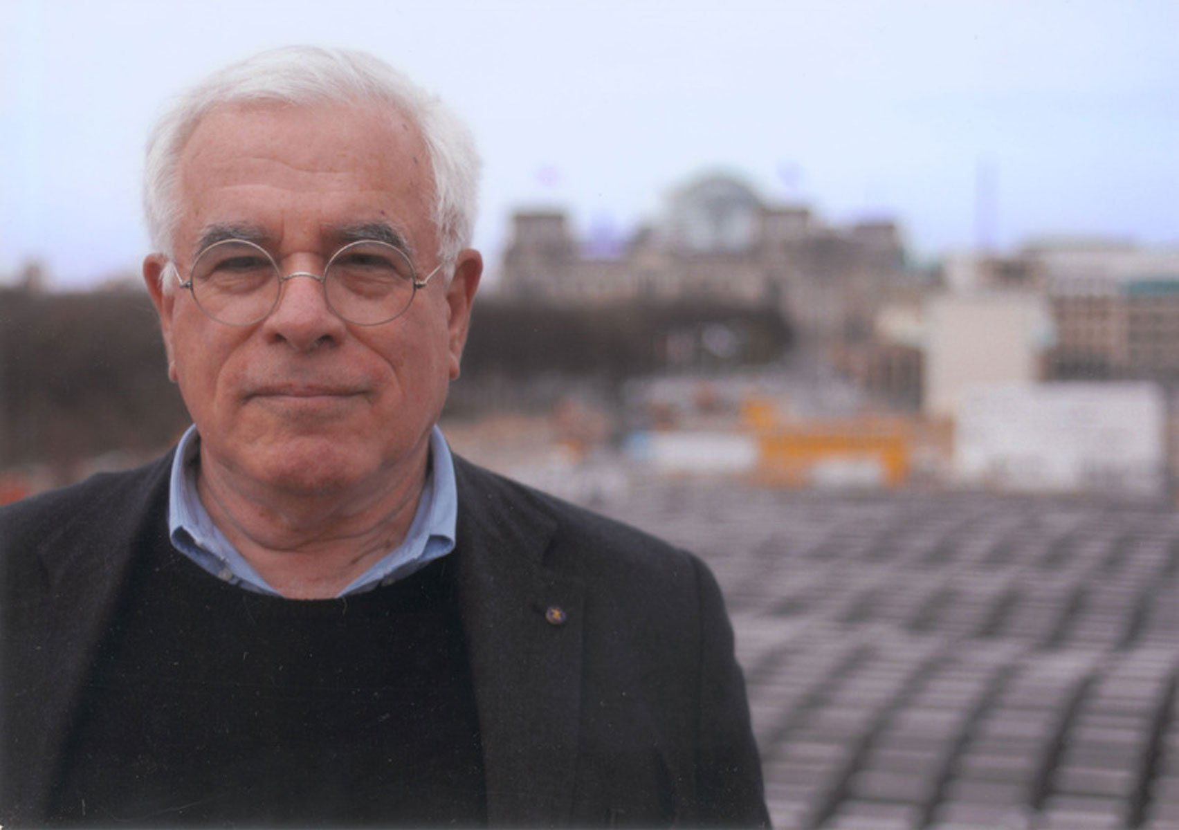 Berlin Holocaust memorial wouldn't be built today, says Peter Eisenman