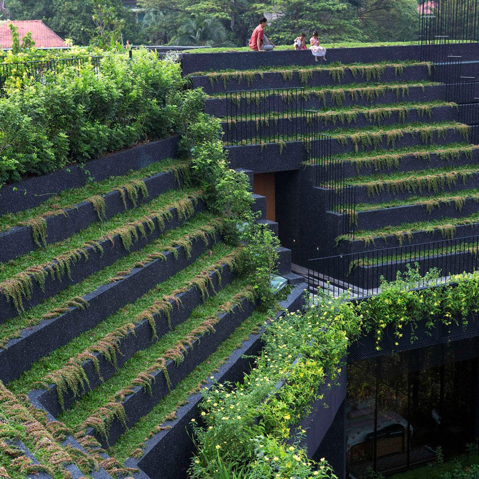 10 roof gardens from dezeen 39 s pinterest boards that each for Garden design pinterest