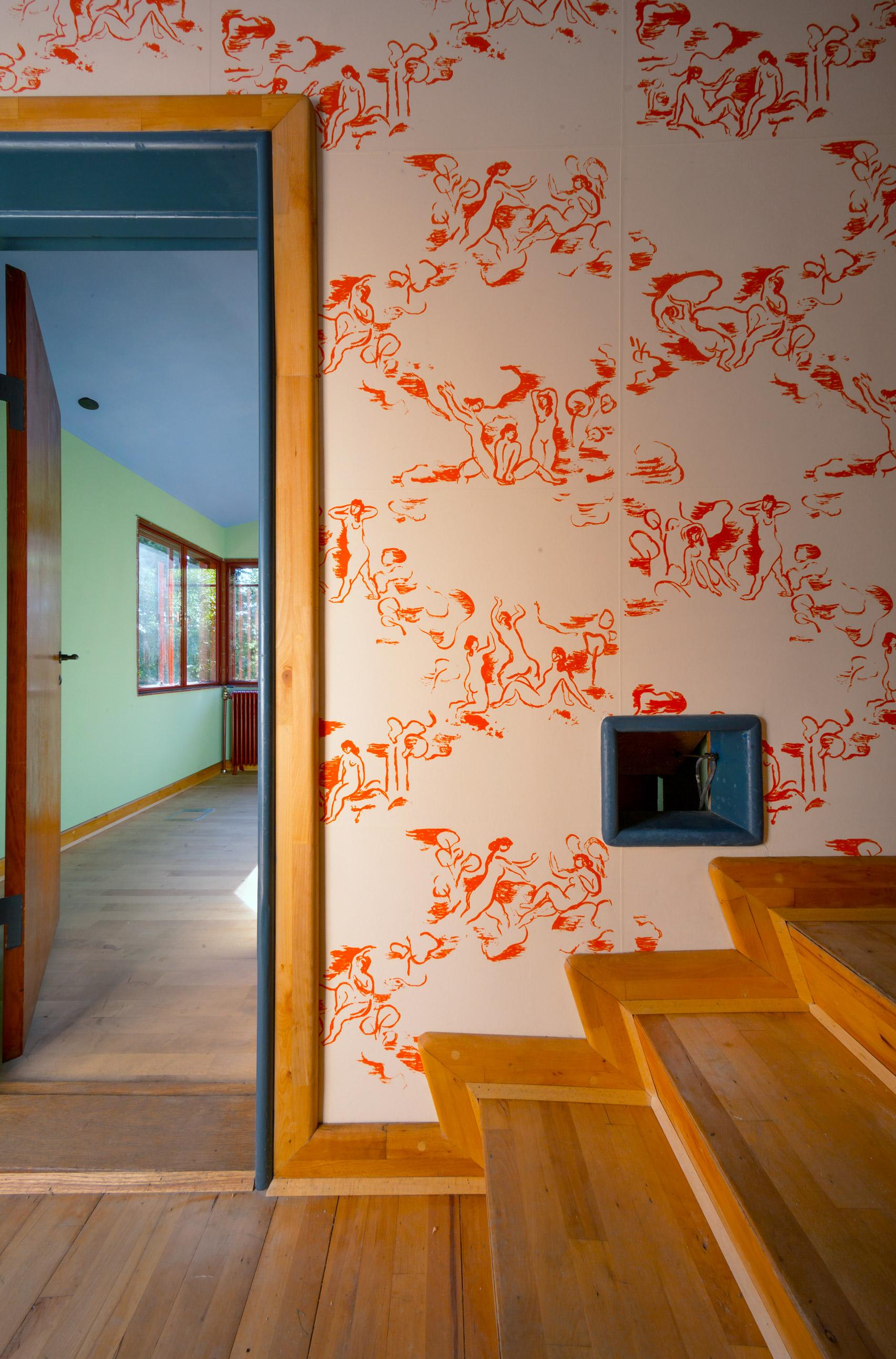Drachmann Arkitekter completes renovation of Poul Henningsen's Copenhagen home