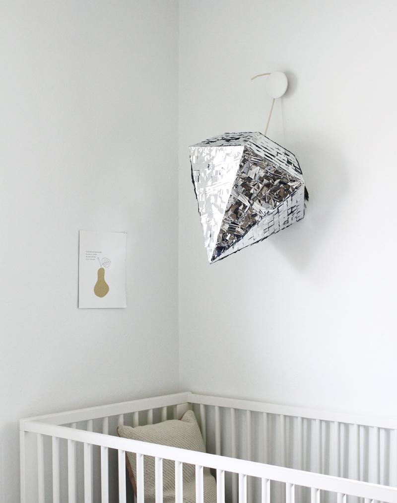 a silver diamond / Prospect Goods