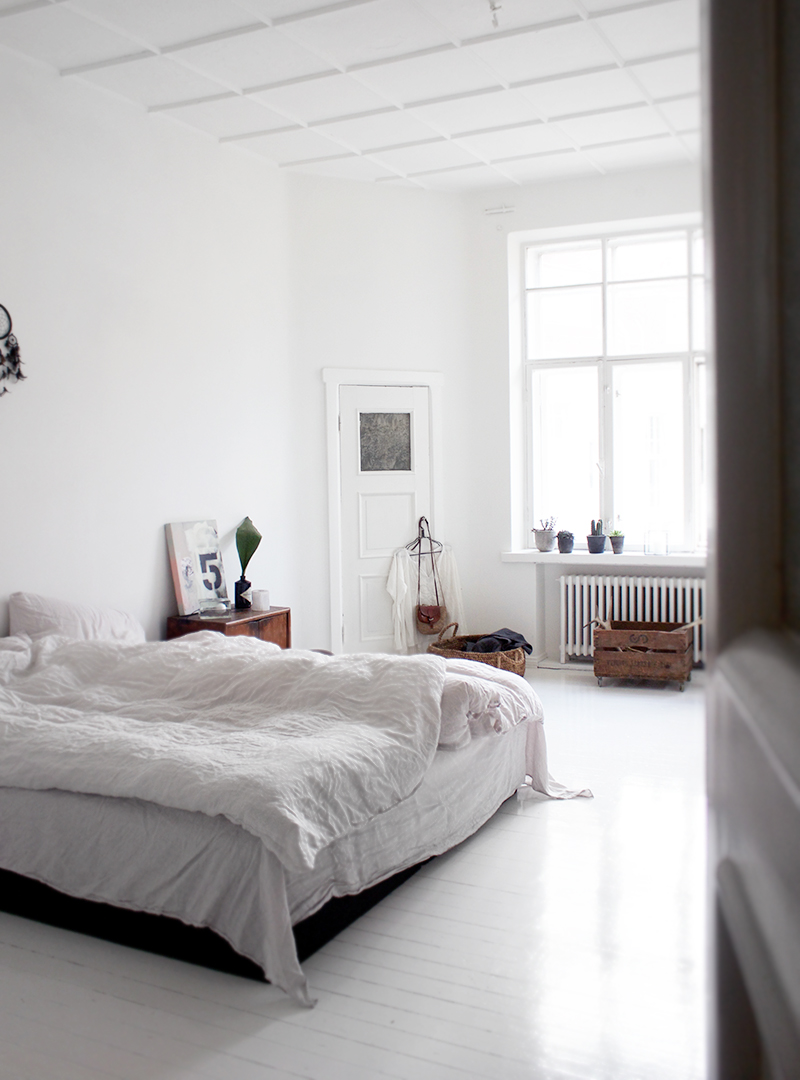The Lost blogger archives : A cosy Finnish blogger Apartment