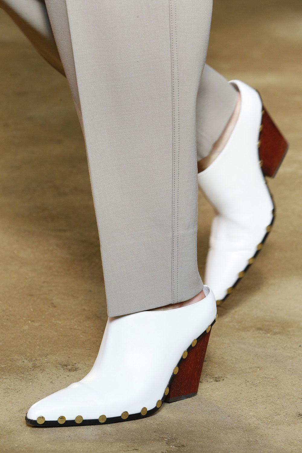 Trend: The White Shoe