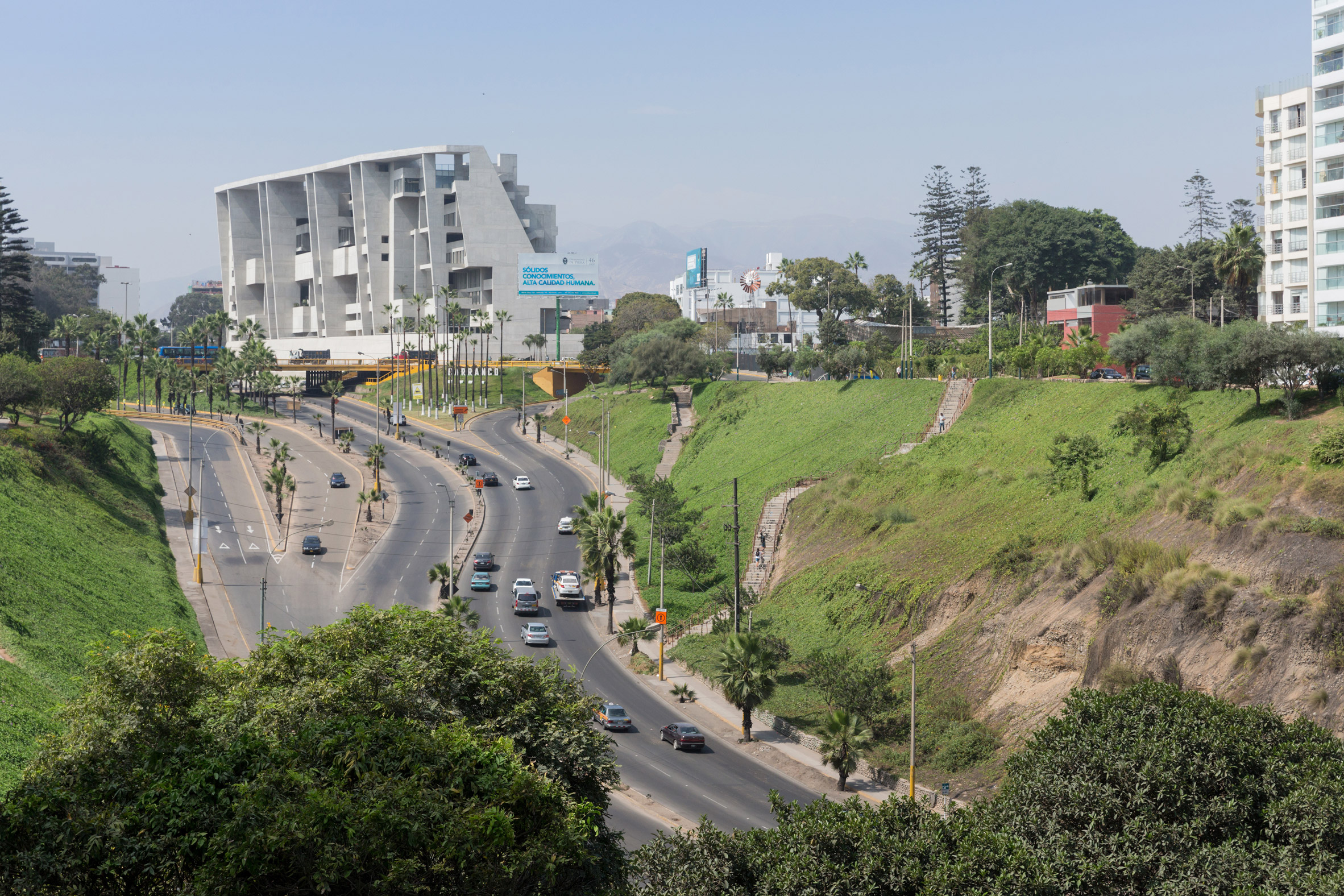 Grafton Architects wins inaugural RIBA International Prize for university campus in Peru