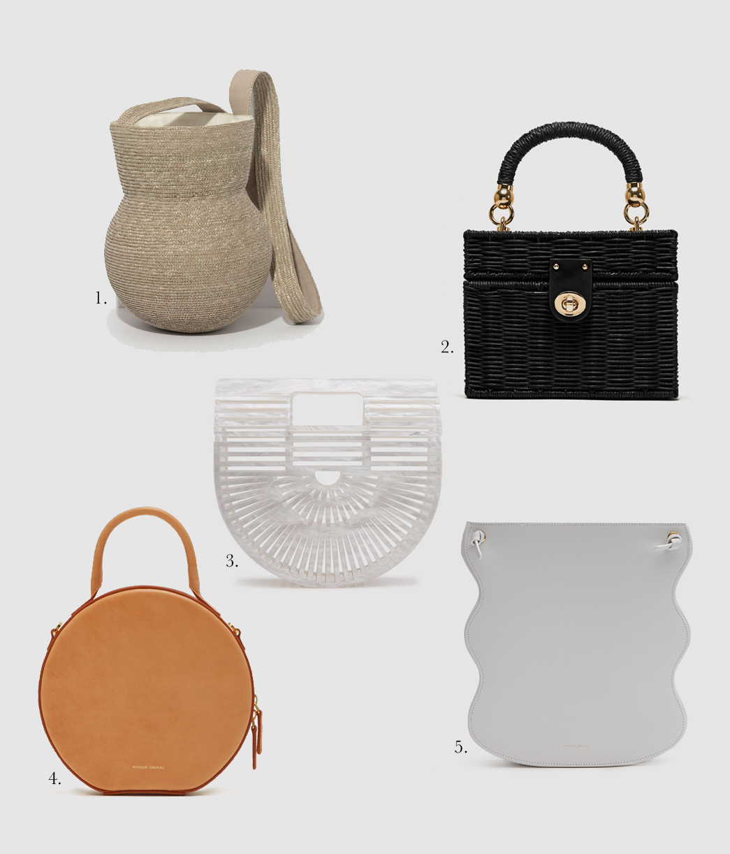 5 fresh bags for Spring