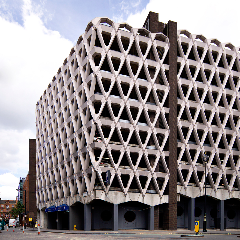 """""""Stunning"""" car park will be demolished to make way for Eric Parry-designed hotel"""