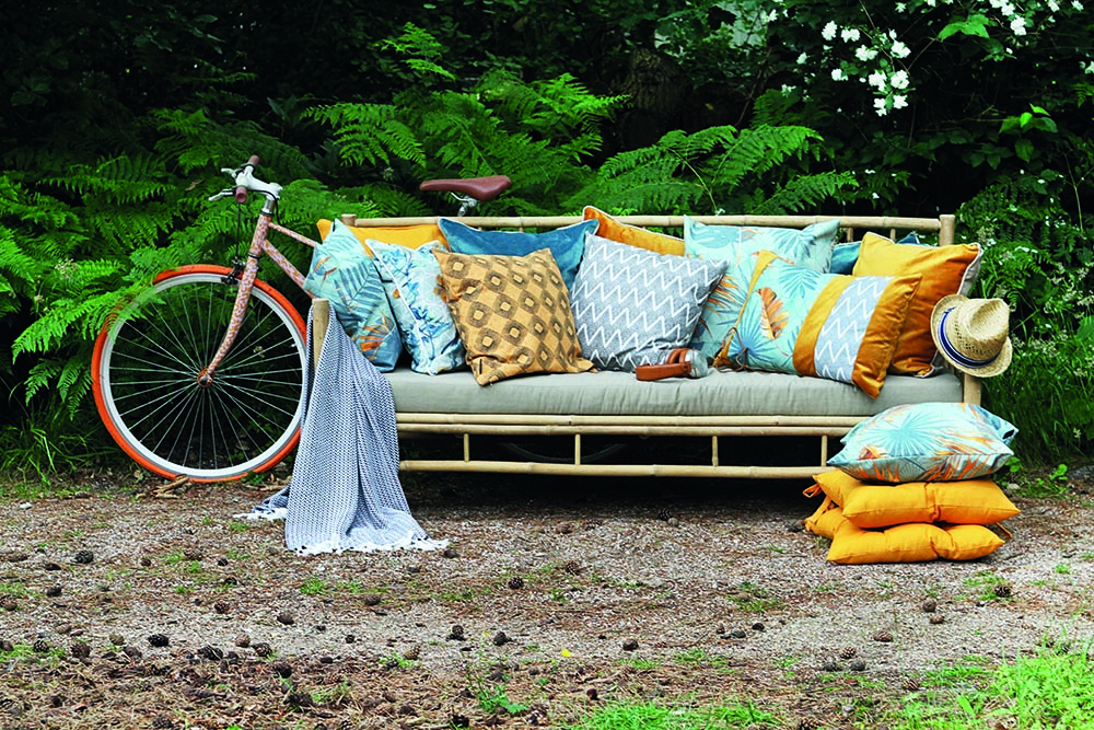 Maak Een Warme en Gezellige Sfeer in Jouw Tuin met Tuin- en Loungekussensi