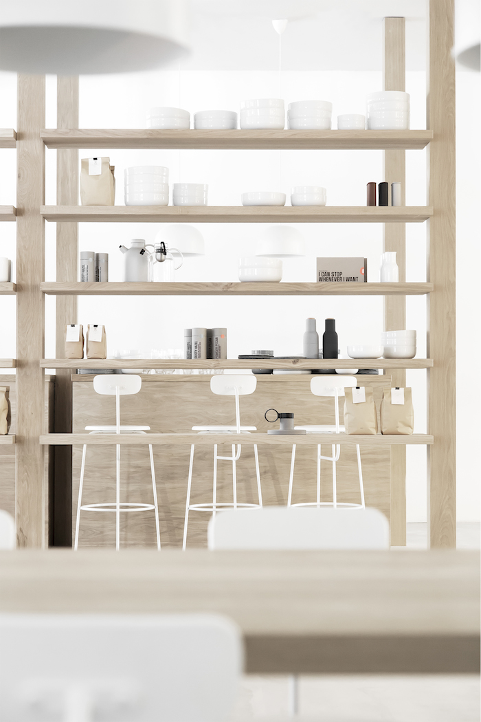 1or2 cafe by Norm Architects