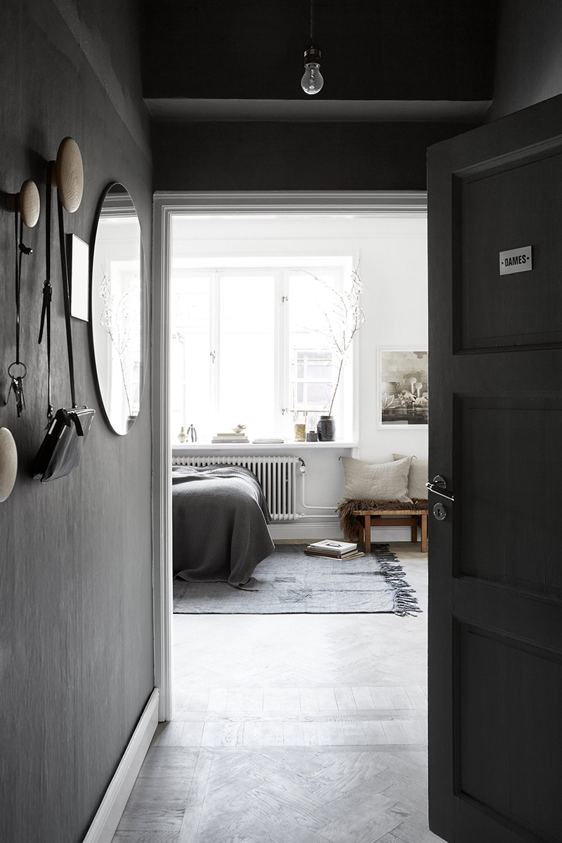 a stylist's apartment for sale
