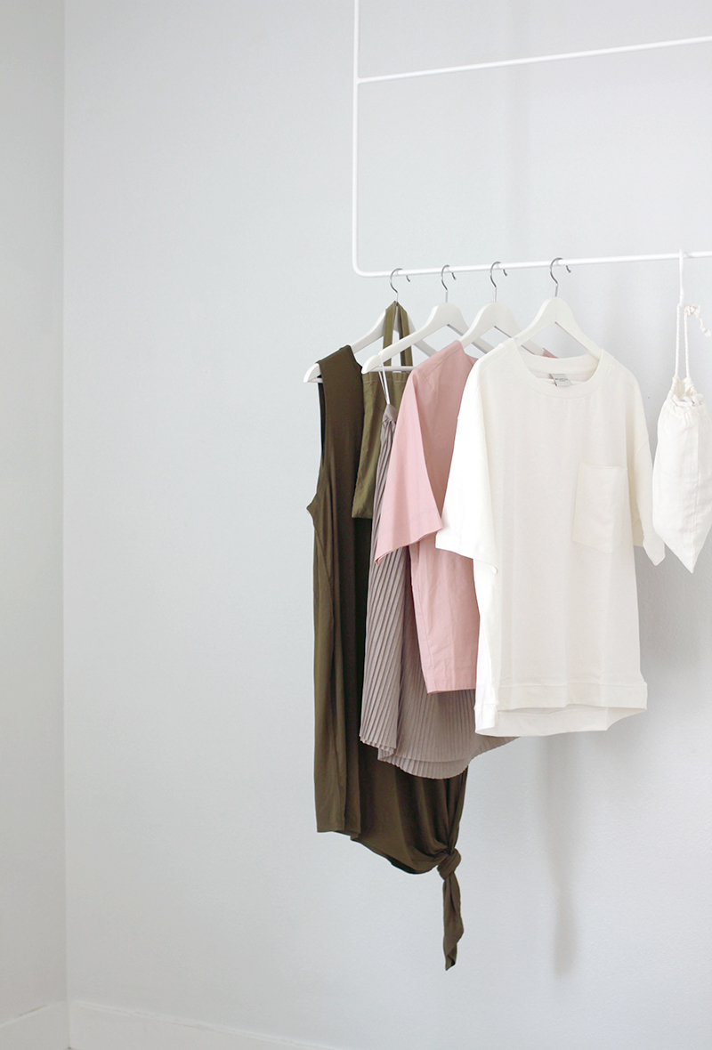 dressing for Summer in cotton