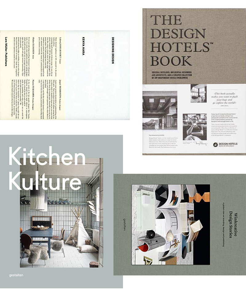 8 design books your shelves need