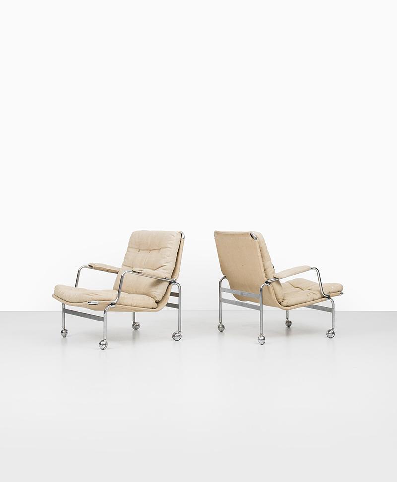Bruno Mathsson's Karin chair