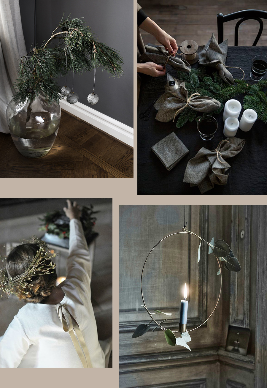 8 images to inspire that Christmas mood