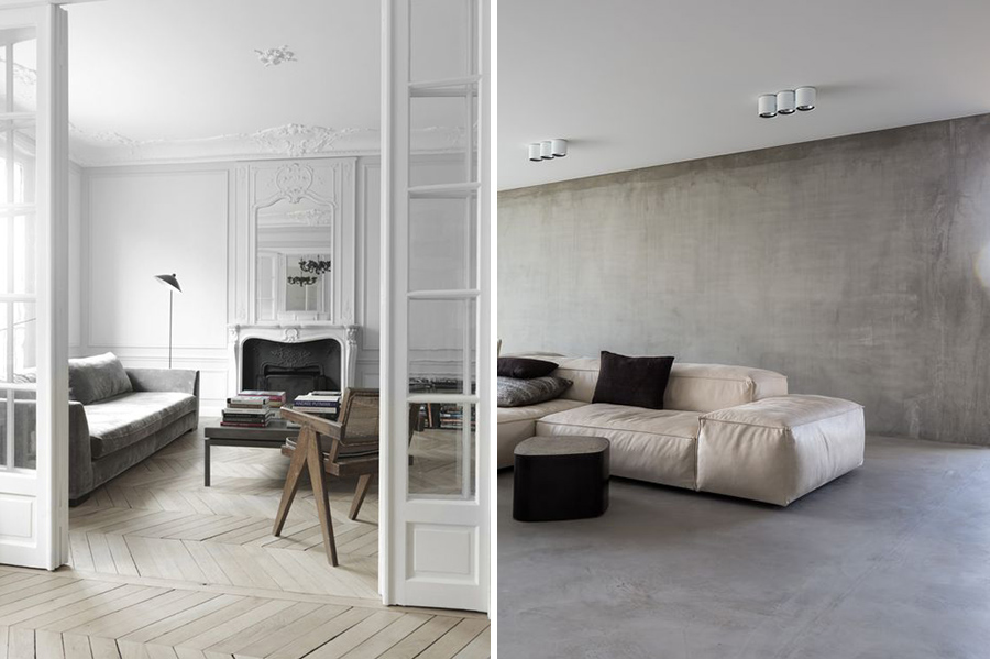 Flooring ideas from bamboo to pastellone