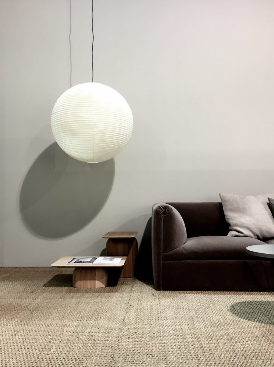 Trends stand at the Stockholm Furniture and Light Fair
