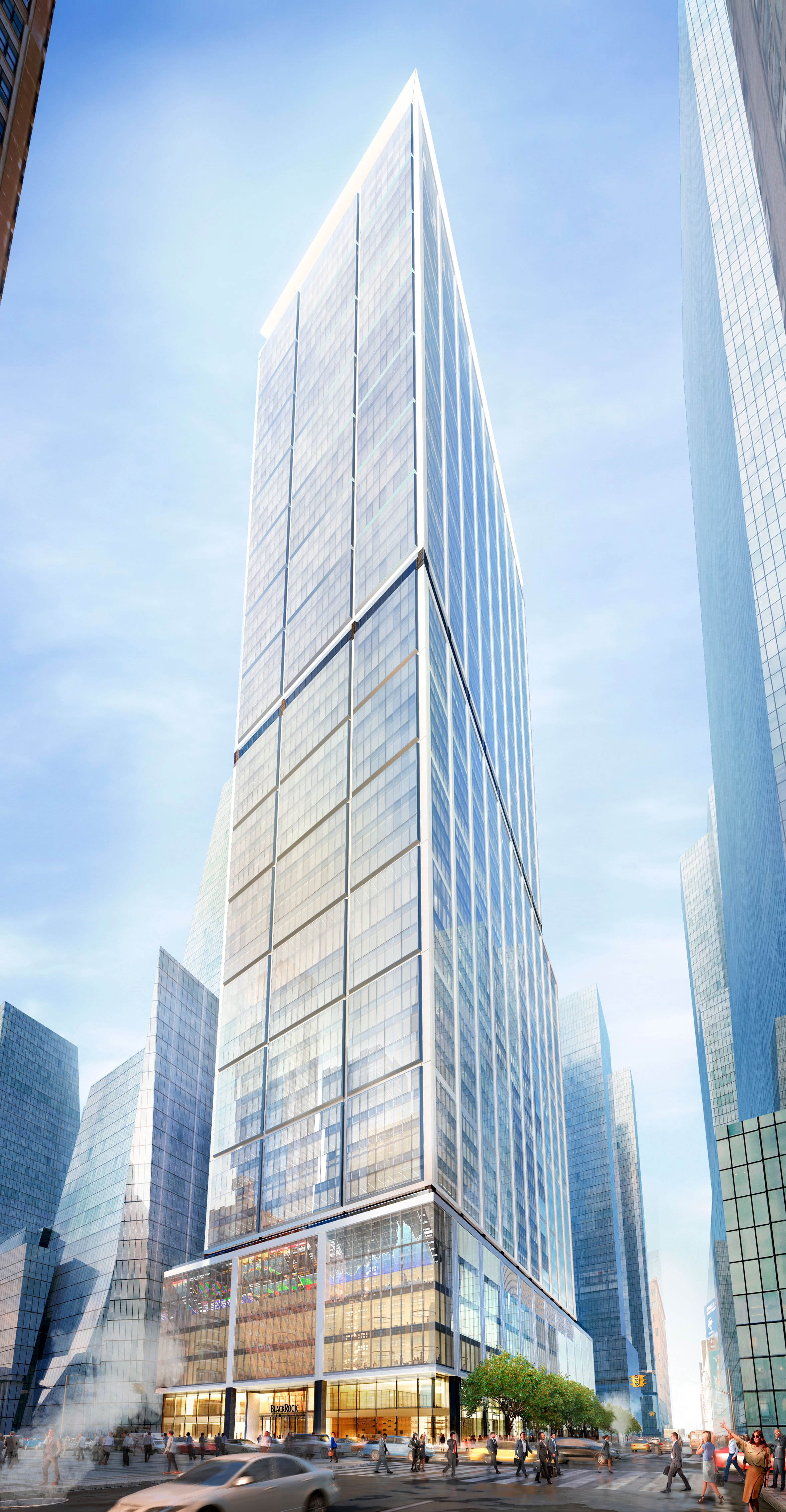 Foster + Partners skyscraper joins line-up at New York's Hudson Yards