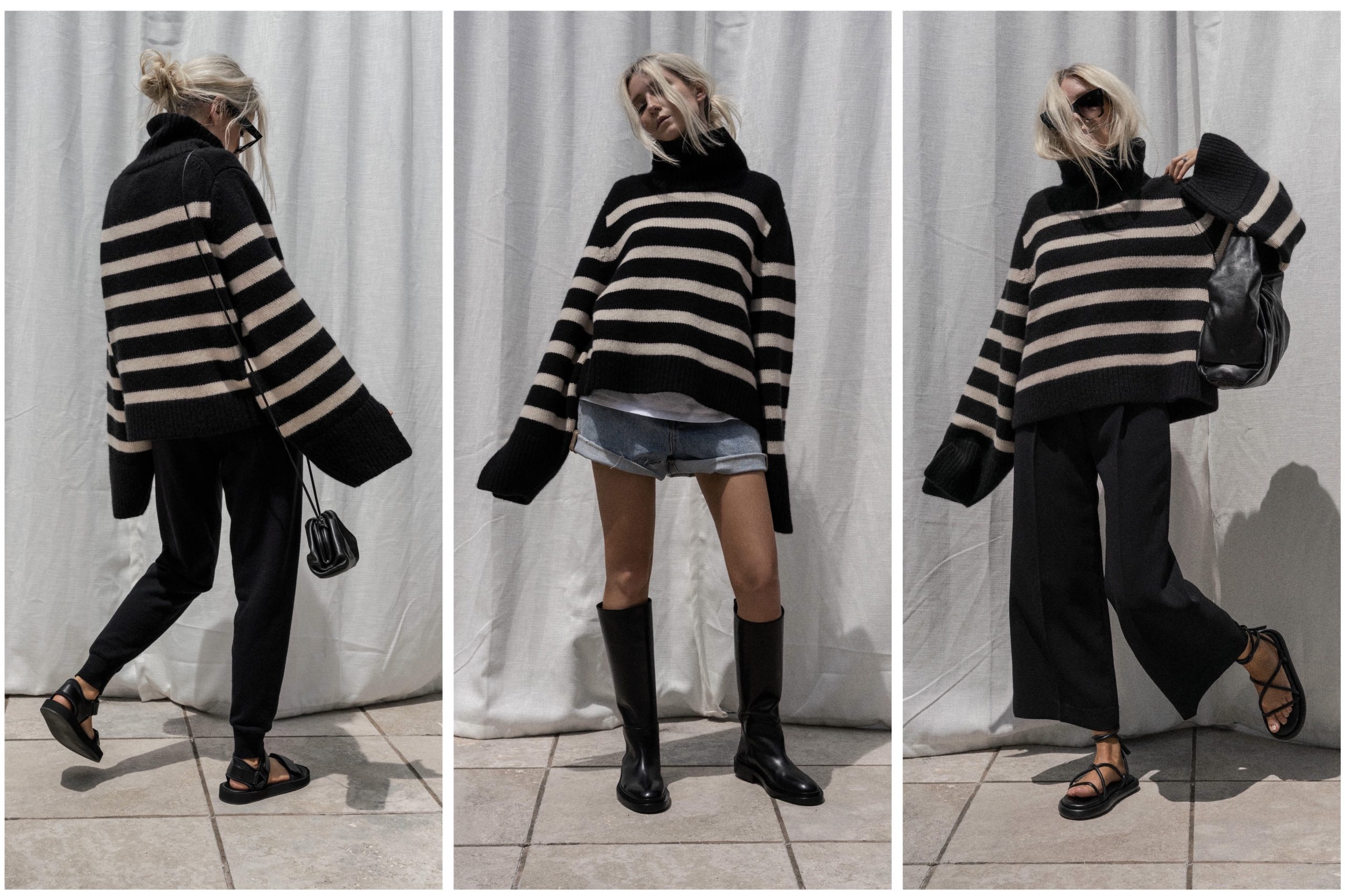 Summer Striped Knits