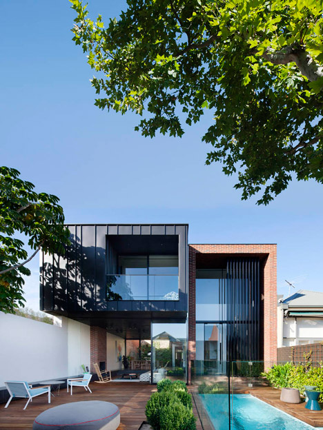 Matt Gibson adds Modernist-inspired extension to a Victorian home in Melbourne