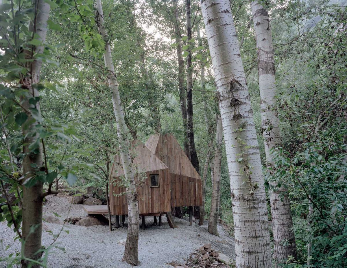 Tiny Treehouse By Wee Studio