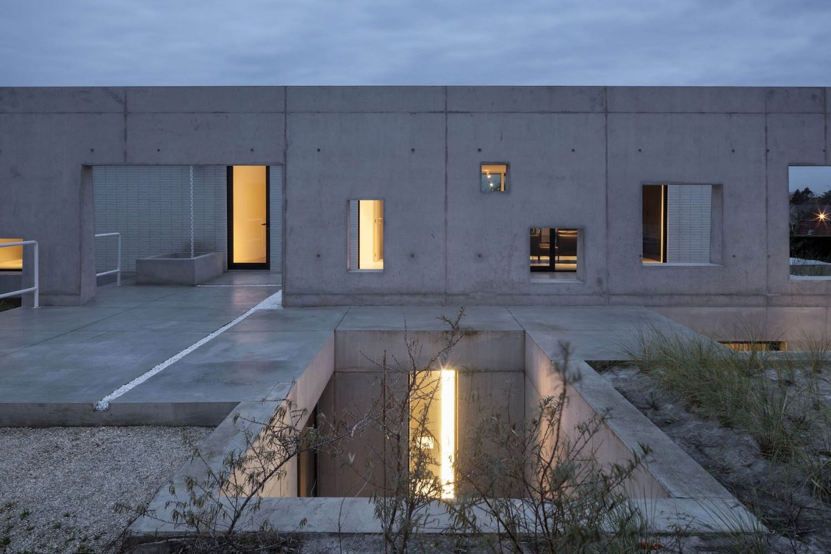 Villa CD by OOA | Office O Architects