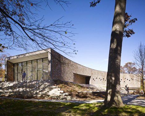 Arcus Center was designed to embody the idea of social justice, says Jeanne Gang