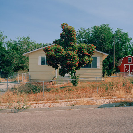 "Anthony Gerace photographs Utah's ""completely empty"" Box Elder County"