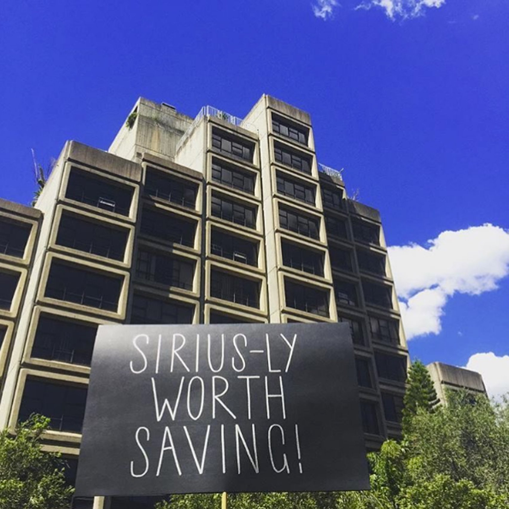 "Sydney's Sirius building saved from demolition in ""triumph for brutalism"""