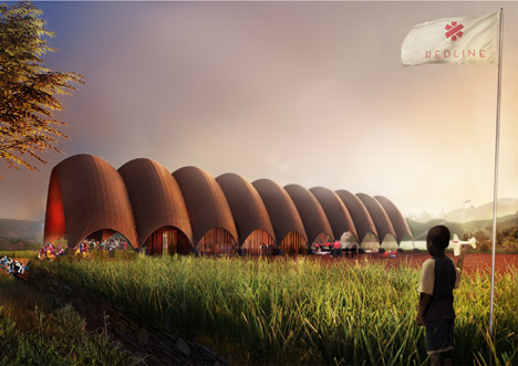 Foster reveals plans for Rwandan Droneport to deliver medical supplies in remote areas