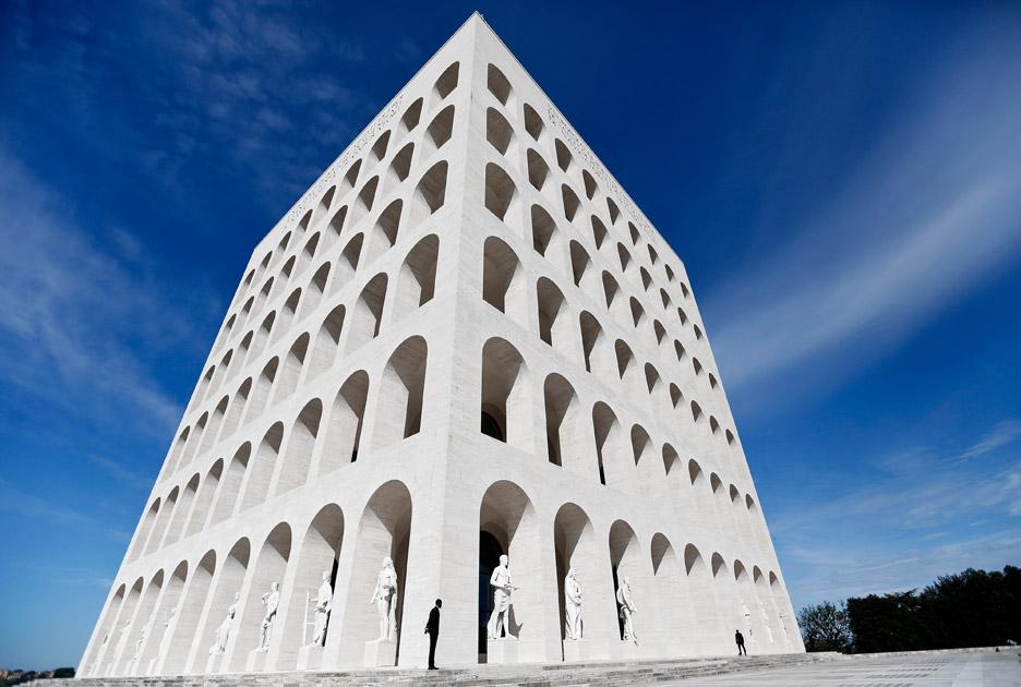 Fendi moves headquarters into iconic Mussolini-commissioned building