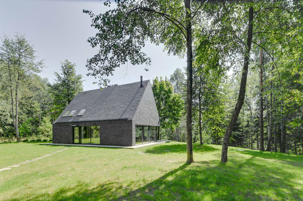 A Country House in Trakai